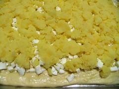 Pizza-gattò-crumble di patate / 1