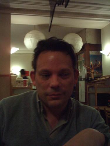 (8-2) I had dinner with Mickey !