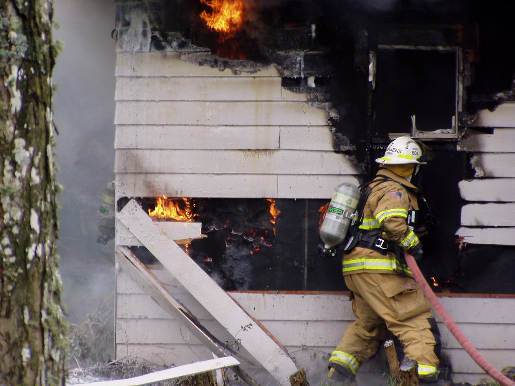 House Fire In Jefferson Displaces Family