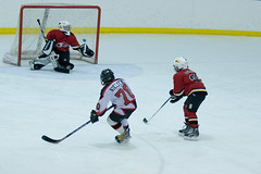 Shot - Score (tabrandt) Tags: ice sports hockey youth skate score shaw top20sports mitea playdowns