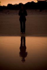 Wife Reflection - by Matt Niemi