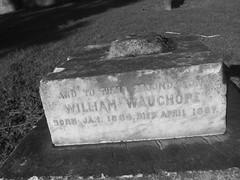 Wauchope Cemetery, Craigmillar Scotland