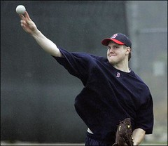 Papelbon throws in the rain in Fort Myers