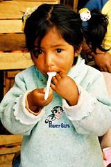 South america : Power Girl (KraKote est KoKasse.) Tags: portrait southamerica march arequipa perou ameriquedusud powergirl americadelsur 10faves defidefiouiner krakote forcont wwwkrakotecom valeriebaeriswyl