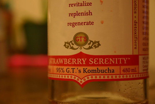 February 16th: kombucha