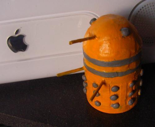 Apple and Dalek