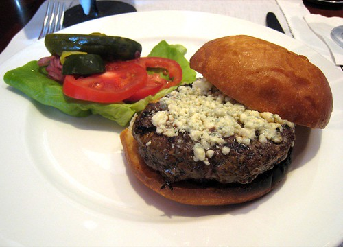Campton Place Cheeseburger