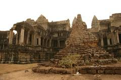 East Side of Angkor Wat