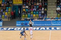 IMG_4869 (michael.bohrmann@me.com) Tags: basketball deutschebank skyliners ballsporthalle