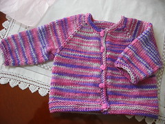 Jimmy's Baby Gift Sweater