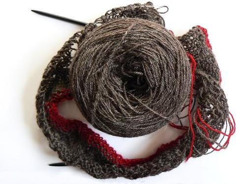 new VLT shawl