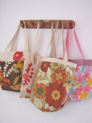 Bolsas para a Tania