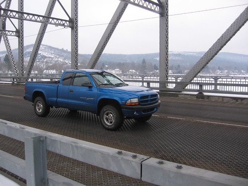 blue truck suffering from severe loneliness