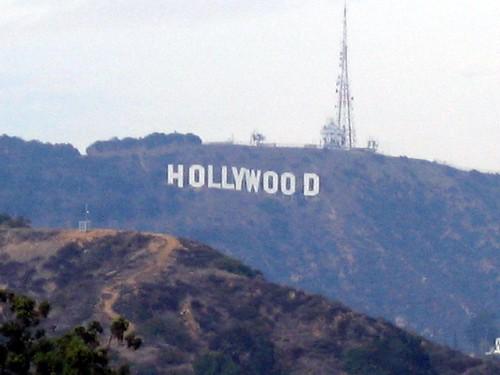 Hollywood closeup