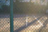 flashback (SUDAYAMA) Tags: フェンス fence フラッシュ tenniscourt flashback