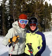 Randosteve and Brittany Wilson