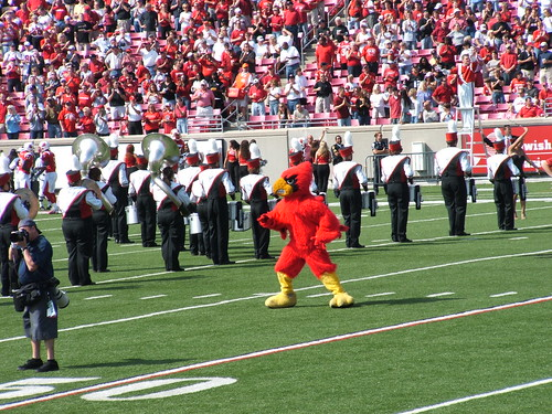 university of kentucky mascot. University of Louisville