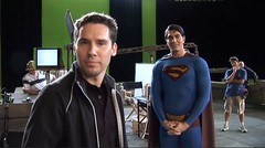 superman and singer