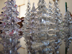 glass trees