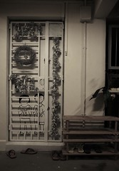 white xmas....door (白門)