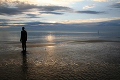 Another Place - Crosby Beach (alancookson) Tags: liverpool crosby antonygormley anotherplace