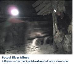 Potosi Mines