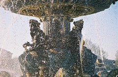 Fountain on Concorde Place