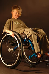 CT in wheelchair (Life on Wheels) Tags: family wheelchair