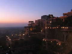 Rajasthan 114 (pranav_seth) Tags: india twilight rajasthan neemrana neemranafort alwar incredibleindia