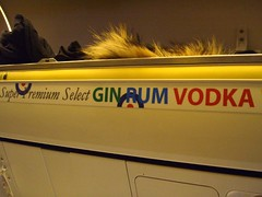 liquids on board