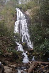 Mingo Falls (the waterfallhunter) Tags: waterfall northcarolina falls cherokee mingo westernnorthcarolina mingofalls cherokeenorthcarolina swaincounty northcarolinawaterfalls quallareservation