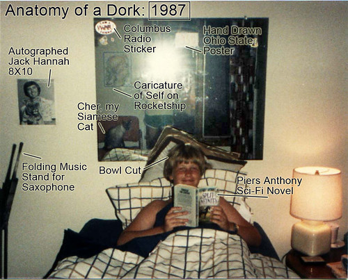 Anatomy of a Dork: 1987