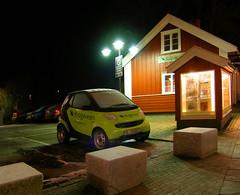 Smart (Krogen) Tags: norway norge norwegen olympus c7070 noruega scandinavia akershus romerike krogen noorwegen noreg ullensaker skandinavia jessheim romsaas