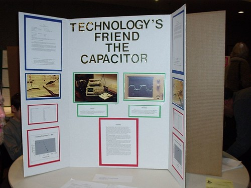Science fair project 2003