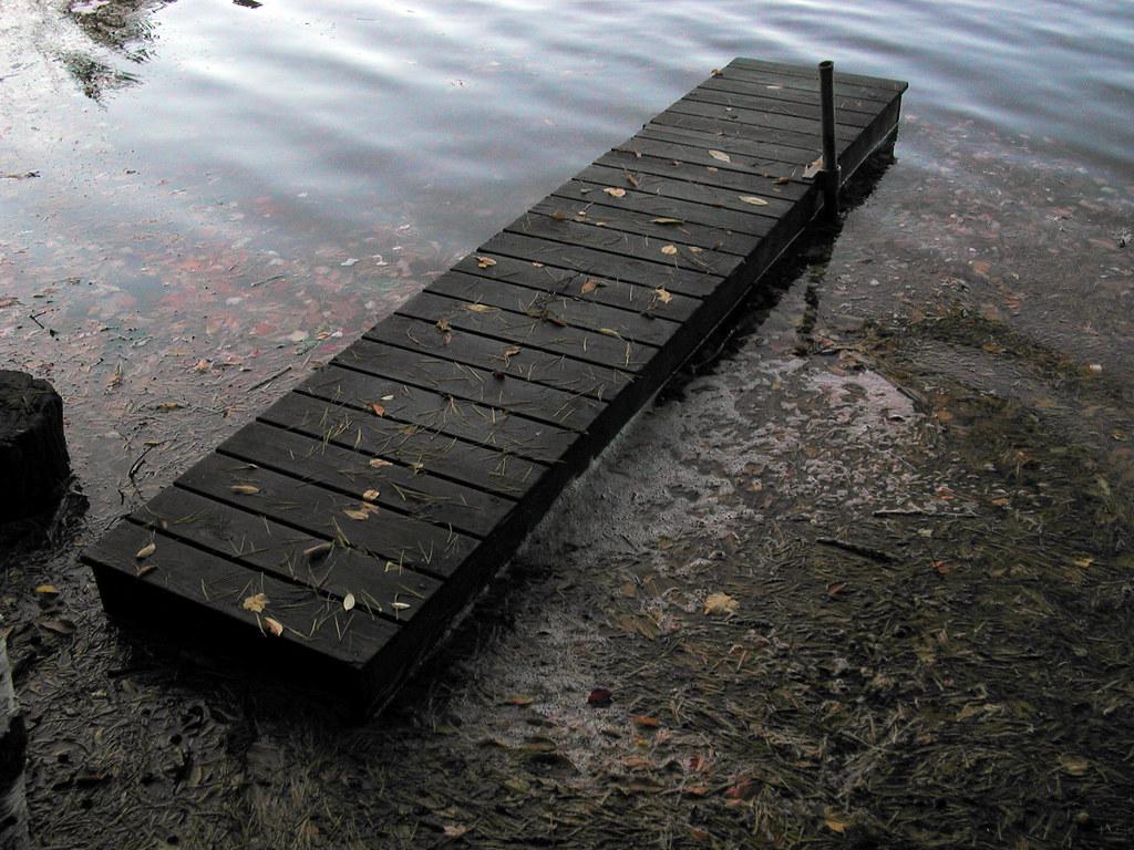 Adirondack Dock.