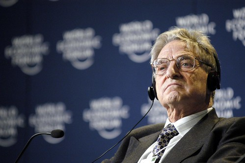 George Soros - World Economic Forum Annual Meeting Davos 2003
