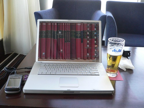 PowerBook, Beer