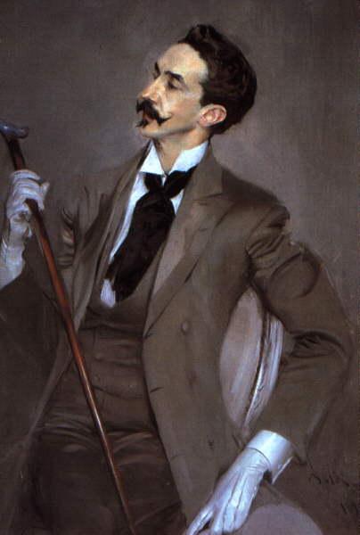 Conde Robert de Montesquiou