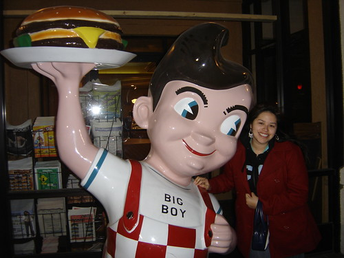 Bob's Big Boy still exists!