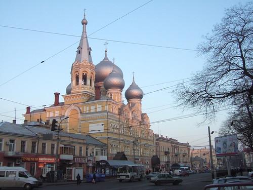 Odessa Church