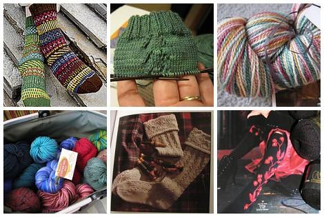 Project Spectrum Sock Plans
