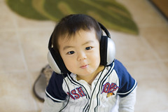 Headphone K (_dai_) Tags: headphone canonef50mmf14usm kah 20070117