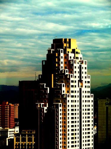 cubist building #2