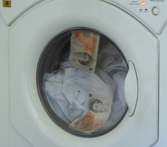 Money laundering LOL