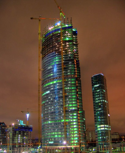 Moscow City Tower