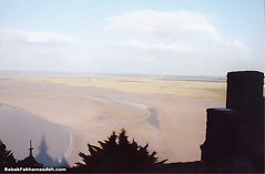 From Mont Saint-Michel