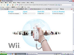wii page