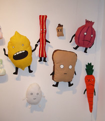 Plush Week 2 at Gallery 1988