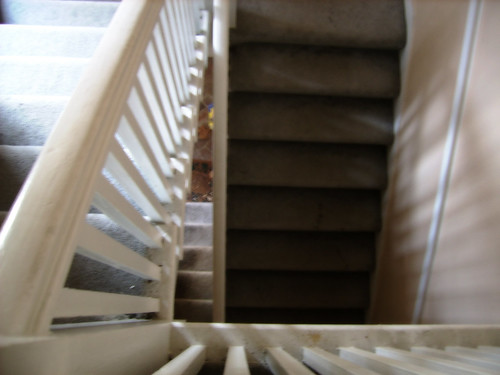 stairwell — Jan 25