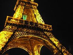 Base of Eiffel Tower